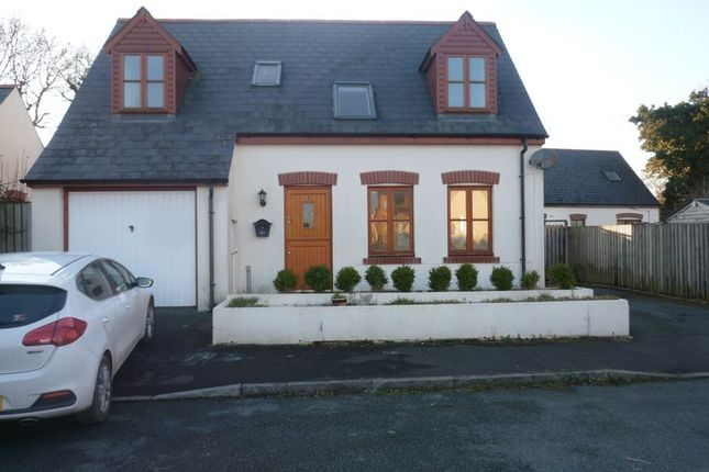 Thumbnail Bungalow to rent in Heol Ty Newydd, Cilgerran, Cardigan
