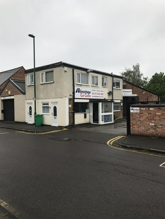 Thumbnail Commercial property for sale in Canterbury Road, Nottingham