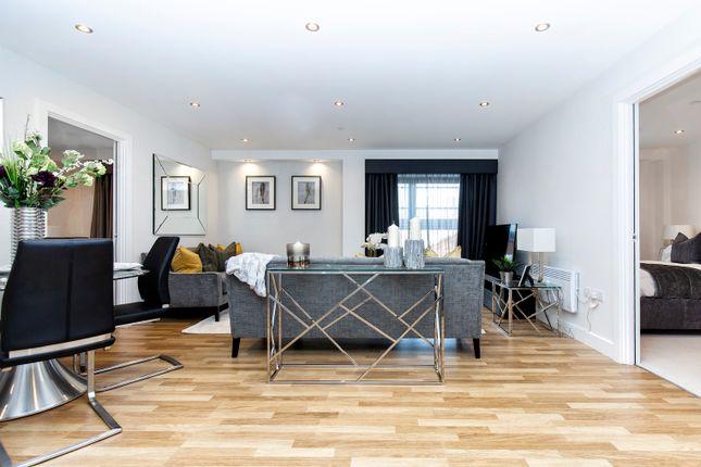 Thumbnail Flat to rent in Mabgate, Leeds