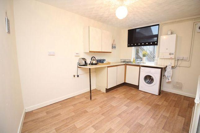 Thumbnail Flat for sale in Coedpenmaen Road, Trallwn, Pontypridd