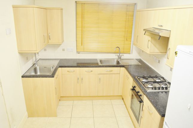 Thumbnail Terraced bungalow to rent in Stanard Close, London