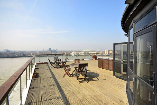 Thumbnail Flat to rent in Riverview Court, Isle Of Dogs