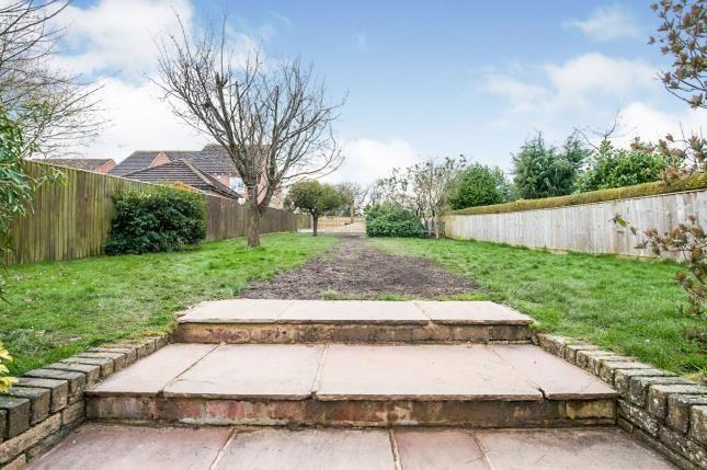 Garden of The Wheatridge East, Upton St.Leonards, Gloucester, Gloucestershire GL4