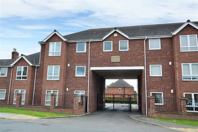 Thumbnail Flat for sale in The Mews, North Hykeham, Lincoln