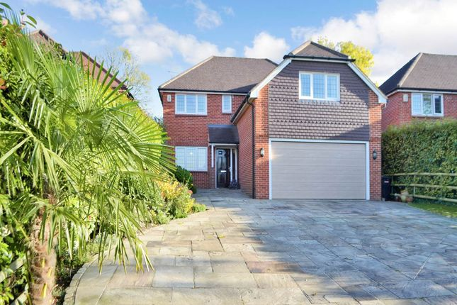 Thumbnail Detached house to rent in Ashmore Green, Thatcham