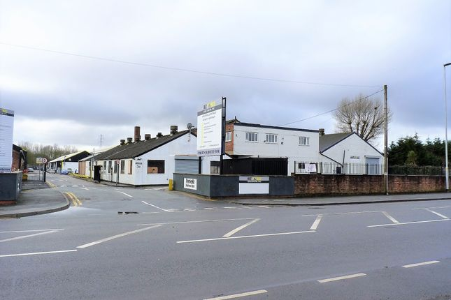 Thumbnail Industrial to let in Liverpool Road, Great Sankey