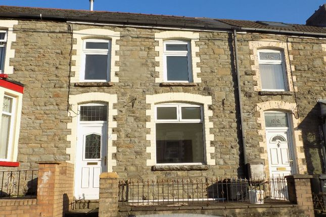 Thumbnail Terraced house for sale in Powell Street, Abertillery