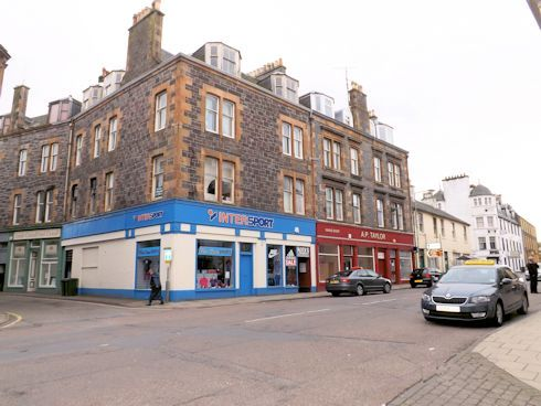 Thumbnail Duplex for sale in Main Street, Campbeltown