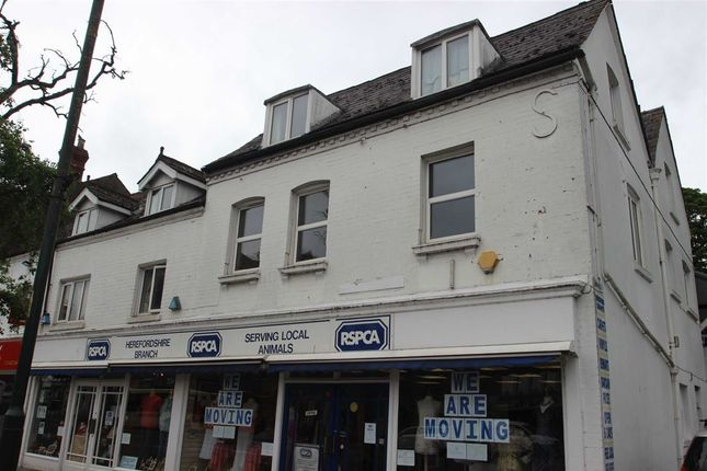 Office to let in Commercial Road, Hereford