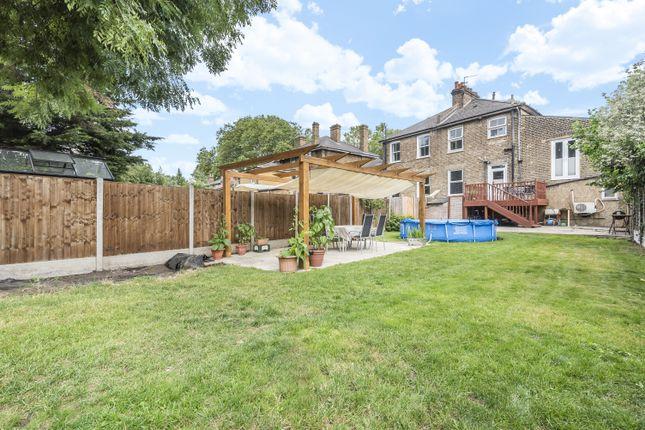 Garden of Eltham Green, London SE9