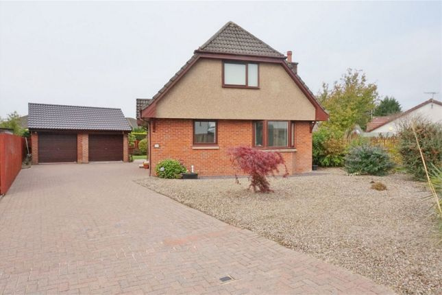 Thumbnail Detached house for sale in 127 Lathro Park, Kinross, Kinross-Shire