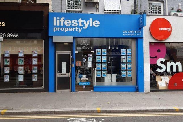 Thumbnail Office to let in 175 Hoe Street, Walthamstow, London