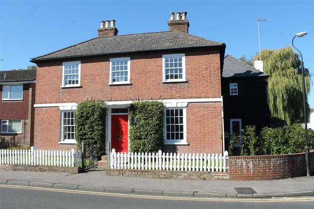 Thumbnail Detached house for sale in Mill Hill, Edenbridge, Kent