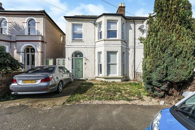Thumbnail Semi-detached house for sale in Charlotte Road, Wallington