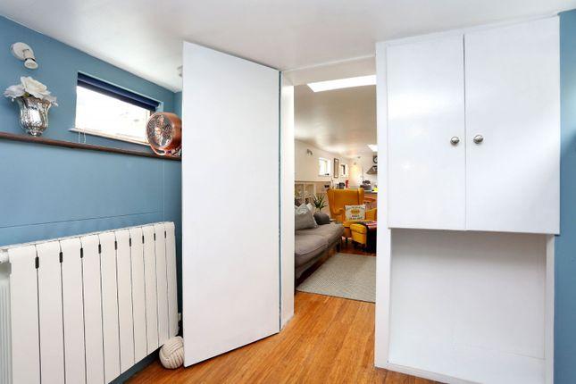 Bedroom of St Katharine Docks Wapping, London E1W