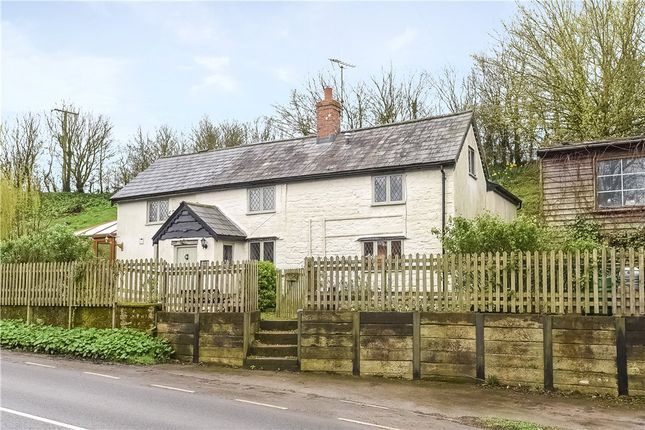 Thumbnail Detached house for sale in Four Ashes, Stoke Abbott, Beaminster, Dorset