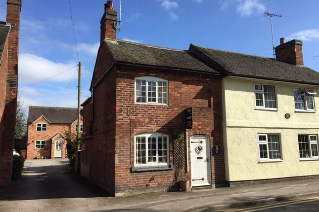 Thumbnail Cottage to rent in Burnside - Smithy Cottage, Rolleston On Dove, Burton Upon Trent, Staffordshire