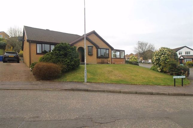 Thumbnail Detached house for sale in Doune Gardens, Gourock