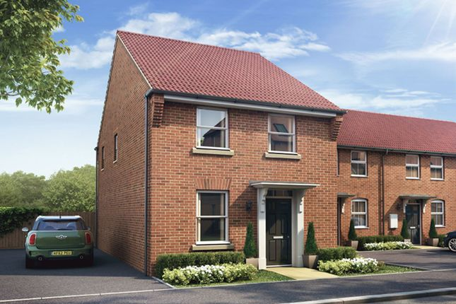 "Thumbnail Detached house for sale in ""Ashurst"" at Hanzard Drive, Wynyard Business Park, Wynyard, Billingham"