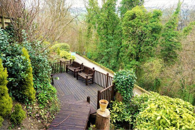 Garden of Stanningden Rise, Sowerby Bridge HX6