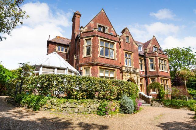 Thumbnail Maisonette for sale in Carlisle Road, Eastbourne