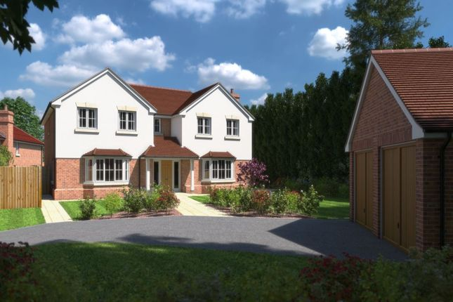 Thumbnail Detached house for sale in Longdown Lane North, Epsom