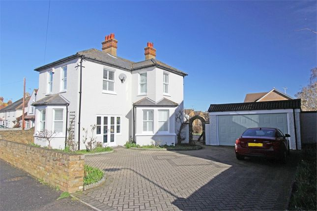 Thumbnail Detached house for sale in Highsted Road, South Sittingbourne, Kent
