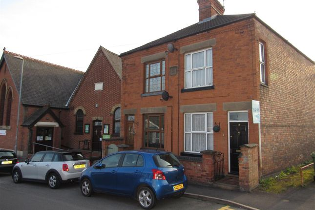 Thumbnail Property for sale in Cross Street, Enderby, Leicester