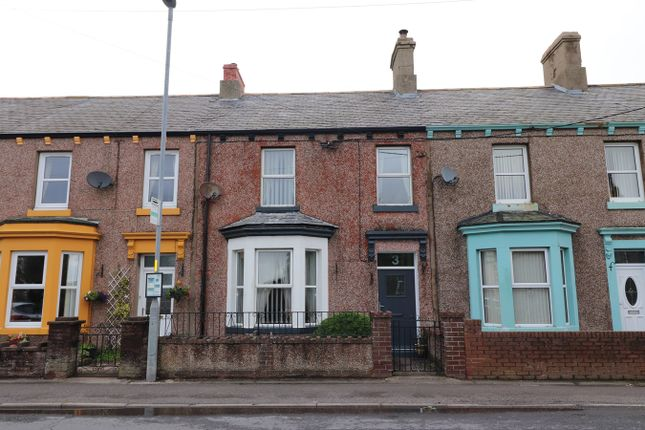 Front External of Waver Terrace, Abbeytown, Wigton CA7