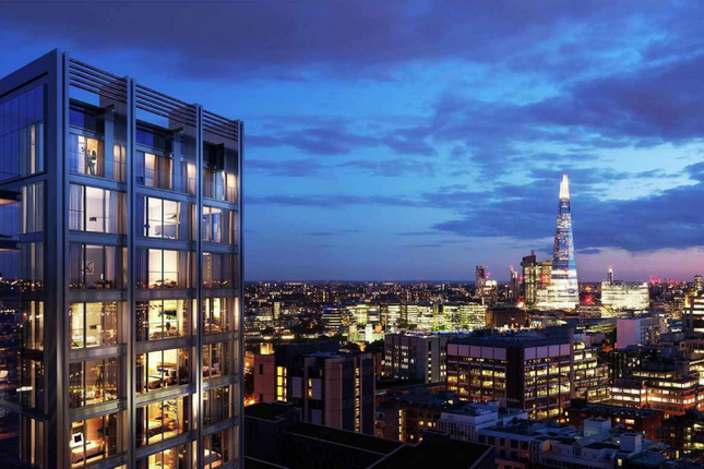 Thumbnail Flat for sale in Neroli House, Goodman's Fields Development, Leman Street, Aldgate, London