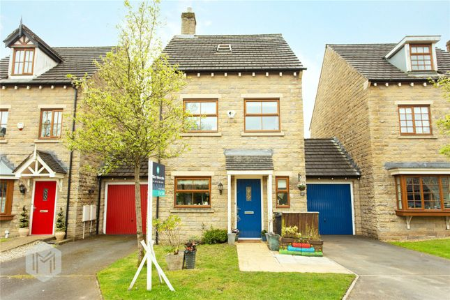 Thumbnail Link-detached house for sale in Limetree Drive, Harwood, Bolton