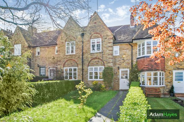 Thumbnail Flat to rent in Coleridge Walk, Hampstead Garden Suburb, London