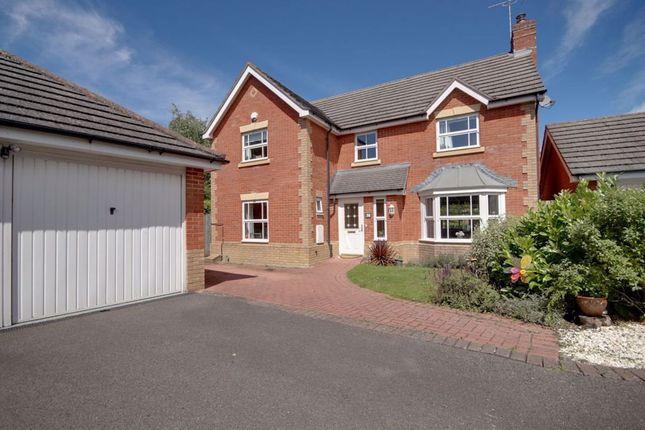 Thumbnail Property to rent in Grace Gardens, Cheltenham