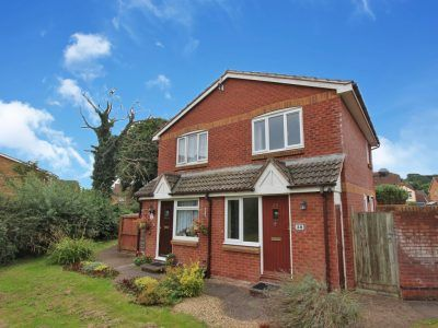 Thumbnail Semi-detached house to rent in Hawthorn Close, Cullompton
