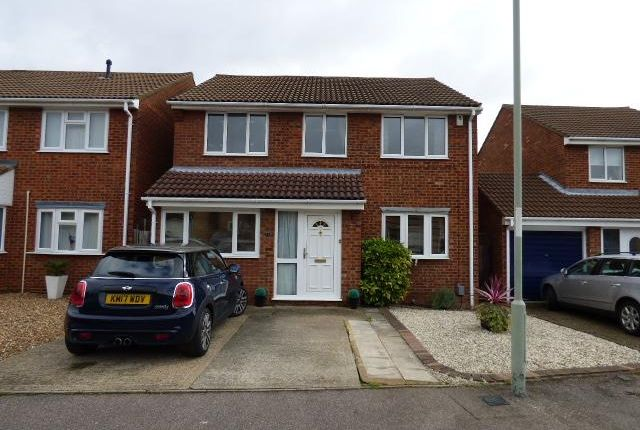 Thumbnail Detached house for sale in Kempston, Beds