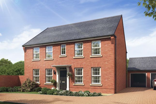 "Thumbnail Detached house for sale in ""Chelworth"" at Jessop Court, Waterwells Business Park, Quedgeley, Gloucester"