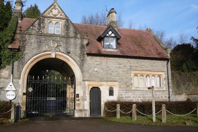Thumbnail Lodge to rent in Blaisdon, Longhope