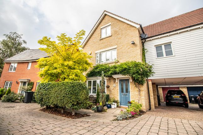 5 bed semi-detached house for sale in Wilkes Way, Flitch Green, Dunmow CM6