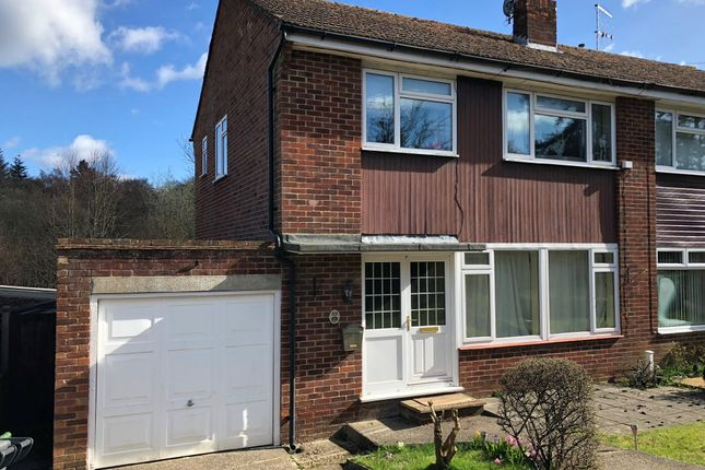 Thumbnail Semi-detached house to rent in Meadow Way, Liphook