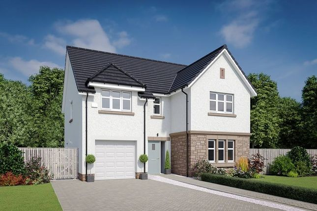 "Thumbnail Detached house for sale in ""The Colville"" at Newmills Road, Balerno"