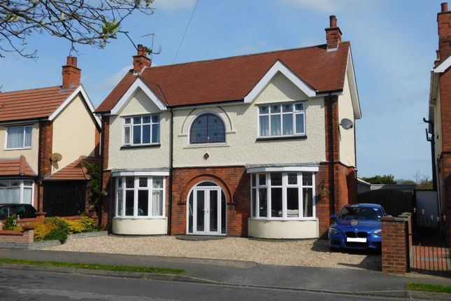 Thumbnail Detached house for sale in Muirfield Drive, Skegness, Lincs