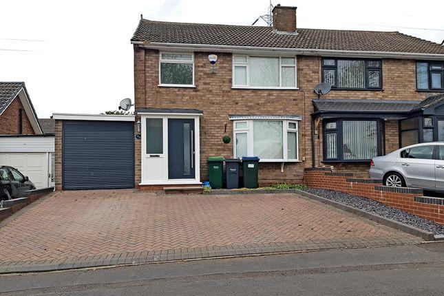 Thumbnail Property to rent in Lammermoor Avenue, Great Barr, Birmingham