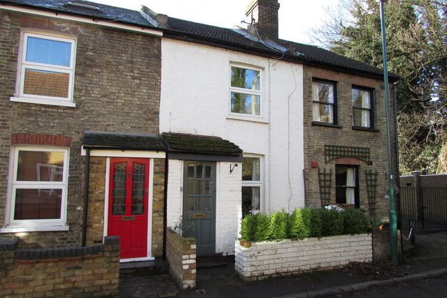 Thumbnail Terraced house for sale in Palmerston Road, Carshalton