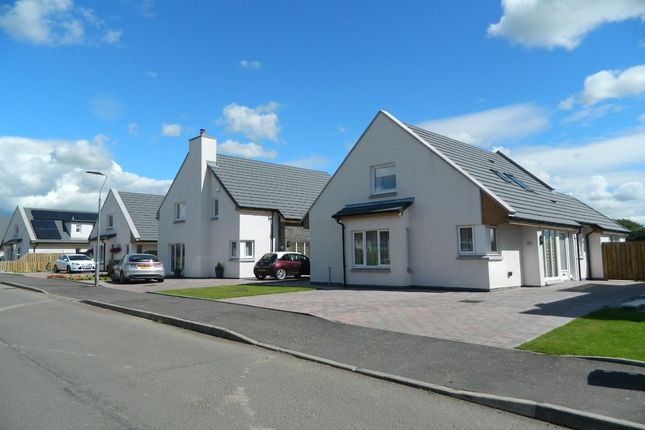Thumbnail Detached house for sale in Swansea Lane, Carluke
