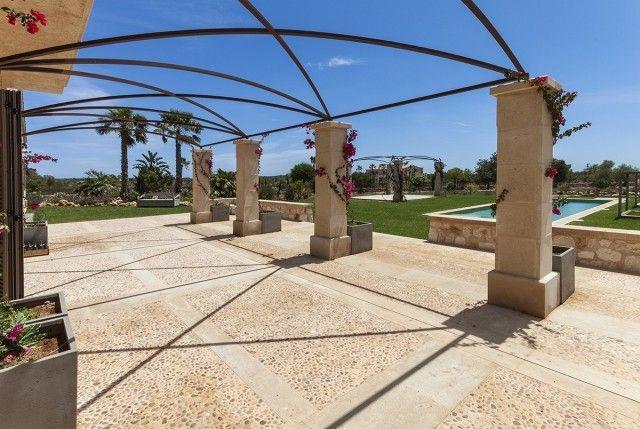 Terrace of Spain, Mallorca, Ses Salines