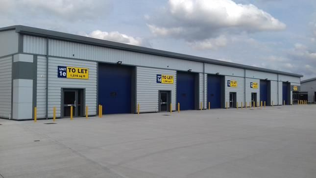 Thumbnail Light industrial to let in Marrtree Business Park (Main File), Quest Park, Wheatley Hall Road, Doncaster