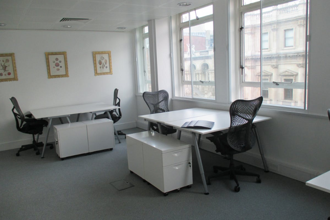 Office to let in Jermyn Street, London