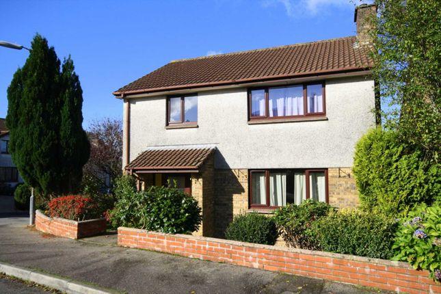 Thumbnail Detached house for sale in Trelawney Rise, Callington