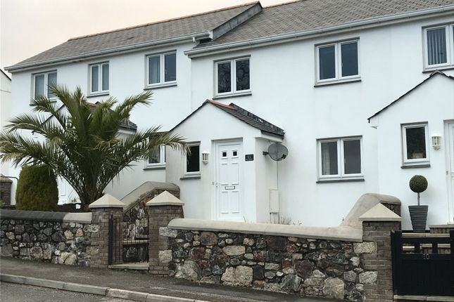 Thumbnail Terraced house to rent in Cassiterite Close, St. Austell