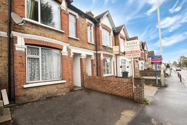 Thumbnail Terraced house for sale in Cowley Mill Road, Uxbridge